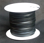 Black Spool 4.5mm (3/16 inch) 50m
