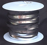 Pewter Spool 4.5mm (3/16 inch) 50m