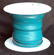 Turquoise Spool 4.5mm (3/16 inch) 50m